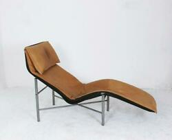 Skye Chaise Lounge by Tord Björklund for Ikea 1980s