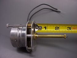 New Synchron Electric Clock Movement W/ 2 5/8 Shaft Advertising And Beer Clocks