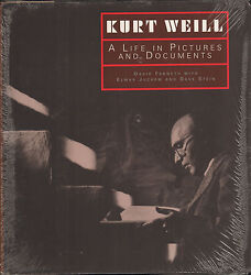 Kurt Weill A Life In Pictures And Documents Hardcover Book Overlook Newsealed