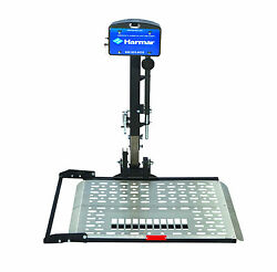 Harmar Al100 Universal Scooter Lift , Swing Away Joint Option And Installation