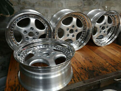 4 new 3-piece RH 3.6 for PORSCHE 18