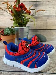 SPIDERMAN Boys Casual Sneaker Shoes For Kids and Toddlers FREE SHIPPING