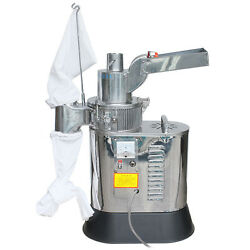 40kg/h Automatic Continuous Pulverizer Herb Grinder Hammer Mill Df-40s Good