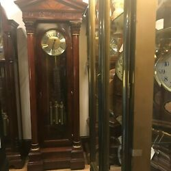 Sligh Millennium 0120 Grandfather Clock  Collector's Limited Edition 56 of 1000