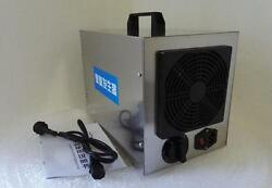 20g/h Commercial Portable Ozone Generator Air Purifier For Hotel Home Car T