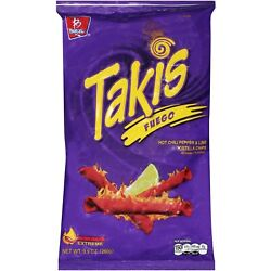 Takis 9 oz bags ( pack of 50 )