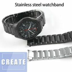 20 22mm Watchband Strap Fit For Samsung Frontier Gear S3 S4 Sm-r810/r800