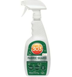 303 Products High Tech Fabric Guard Water Repellant 950ml New