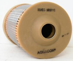 Aquacon Aco 60901c Fuel Filter Cartridge Velcon For Aircraft Jet Avgas
