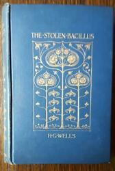 The Stolen Bacillus And Other Incidents By H. G. Wells - 1895
