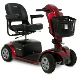 Pride Mobility Victory 10.2 Four Wheel Mobility Scooter