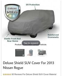 New Car Cover Deluxe Shield Suv Cover For Nissan Rogue 2013 Never Used