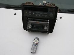 JDM NISSAN CIMA Y33 INFINITI Q45 A/C CLIMATE CONTROLLER AND HDD AUDIO PLAYER OEM