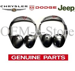 Dodge Dual Channel Two Wireless Headphones Set See Chart For Compatible Cars