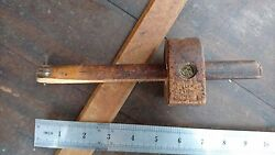 Antique Mortise And Marking Gauge W Marples 9 Long