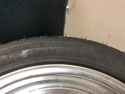 Fiske Rims With Michelin Z Rated Tires. 2 8andrdquo Wide And 2 10andrdquo Wide