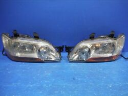 JDM Mitsubishi Lancer Cedia GDI CS2A CS5W Headlights Lights Lamps