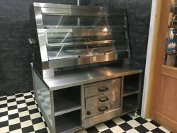 Henny Penny - Fryers - Hcw5 Heated Display And Speedpack Table 2 Brand New Items