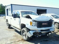 Pickup Cab Crew Cab Without Sunroof Fits 07-14 SIERRA 2500 PICKUP 306229