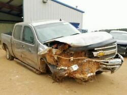 Pickup Cab Crew Cab Without Sunroof Fits 07-14 SIERRA 2500 PICKUP 315678