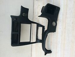 JDM TOYOTA MR2 SW20 AC CLIMATE CONTROLLER AND CDDVD PLAYER TRIM OEM