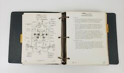 Vintage 1960's Boeing B 727 Air Condition And Pressurization Manual Collectibles