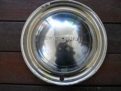 1949 1950 Plymouth Fury Road Runner 15 Hubcap, Wheel Cover