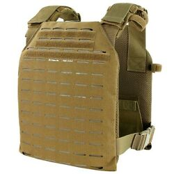 Condor Lcs Sentry Plate Carrier 201068 Laser Cut Molle Tactical / Training Vest