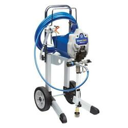 Graco Magnum Pro X17 3000 Psi @ 0.34 Gpm Electric Airless Paint Sprayer - Cart
