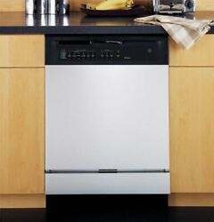 Easy To Install White Decorative Magnetic Dishwasher Front Cover
