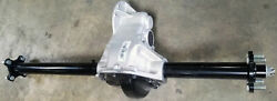 Ezgo Rxv Electric Golf Cart Rear End Differential Schafer Driveline Axle Include