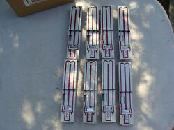 Lot Of 8 - Ge F9bx/spx27/827 9w=30w 2 Pin T4 Compact Fluorescent Light Bulb