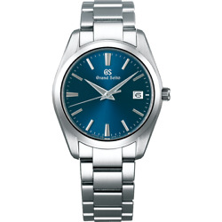 Grand Seiko Heritage Collection Sbgx265 Watch 37mm Traditional Gs 9f62 Menand039s