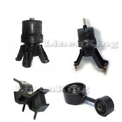 Engine Motor Mount And Auto Trans 4 Pcs Set For 1997-2001 Toyota Camry 2.2l