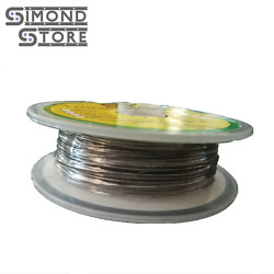 50 Ft - 32 Gauge Swg A1 Kanthal Round Wire 0.274 Mm