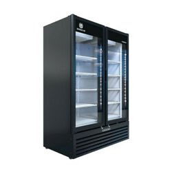 Beverage Air Mt53-1b Two Section Marketeer Refrigerated Merchandiser