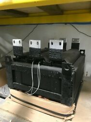 Schaffner Trenco Line Inductor 119 Uh 1200 Arms 3ph 380-480vac