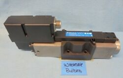 EATON VICKERS 5996171-001 PROPORTIONAL DIRECTIONAL CONTROL VALVE, 4500 PSI