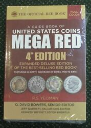 2019 Whitman Official Red Book Of Us Coins- Mega Red- New