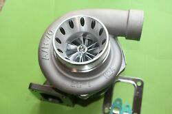 Racing Turbocharger Universal Fitment T4 Billet .70 A/r Cold Trim .68 A/r Hot
