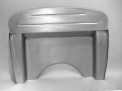 Direct Sheet Metal 3 Recess Firewall 1930-31 Ford Model A Coupe Roadster Fd155