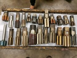 Lot Of Assorted Reams And Taps
