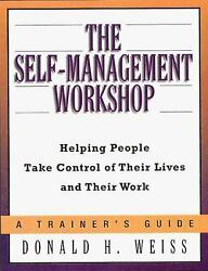 Self-management Workshop Helping People Take Control Of Their L