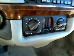 Heater Climate Temperature Control Dual Zone Opt CJ3 Fits 04-05 IMPALA 541216