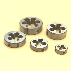 Select Size 1/8 - 2 Whitworth Thread Bsw Right Hand Die [capt2011]