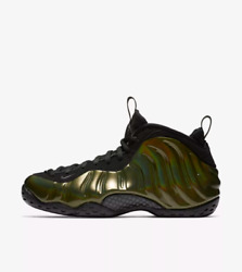 Nike Menand039s Air Foamposite One Legion Green Black Size 11 Brand New