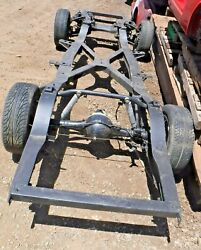 1970 Datsun Roadster 1600 Rustfree Rolling Chassis-redone-nice-much Done Already