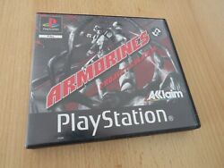 Armorines Project S.w.a.r.m Ps1 - Promo Pal