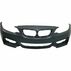 Front Primered Bumper Cover With M Sport Package Fits M240i 230i Bm1000329