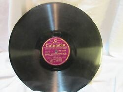Carroll Gibbons Columbia 2569 Piano No 8 Etched Album 10 Strike Up The Band 78